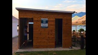 Геленджик. Бесплатный туалет открылся на набережной