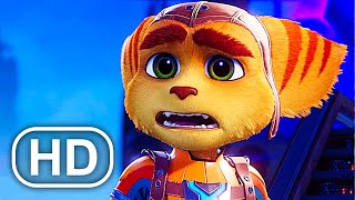 RATCHET AND CLANK RIFT APART Все ролики, полный фильм (2021) 4K ULTRA HD