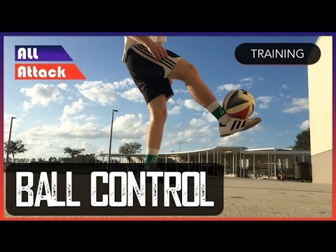 How to Improve Ball Control  Training