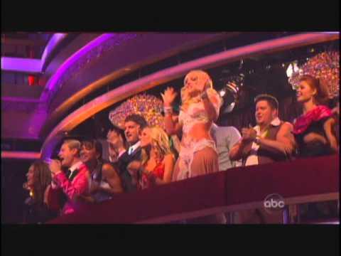 "DWTS - Macy's Stars of Dance ""The Twist"" Estelle & Chubby Checker"