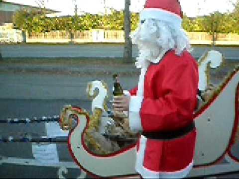 Babbo Natale Ubriaco.Video Divertenti Babbo Natale Ubriaco Youtube