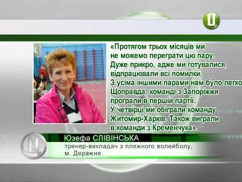 Поділля-центр: Деражнянські пляжники стали другими в Україні