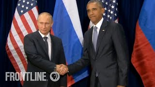 "Russia Enters Syria & ""Pours Gasoline on the Civil War"" 