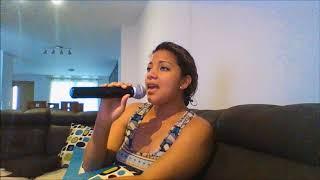Si alguna vez karaoke Marisela canta con el corazón Jeyg
