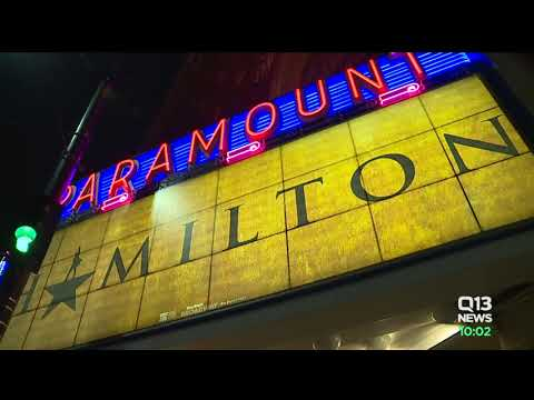 Fake tickets for Seattle musical 'Hamilton' cost victim $700