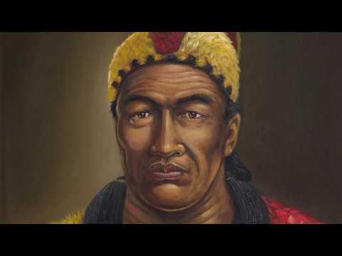 Nā Hulu Lehua The Royal Cloak and Helmet of Kalaniʻōpuʻu