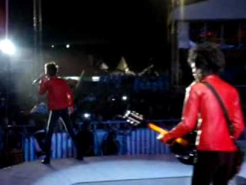 Perform The Changcuter only at Jakarta Fair 2010