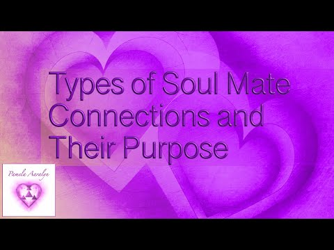 Types of Soulmate Connections and Their Purposes by Pamela Aaralyn, Avatar  of Grace
