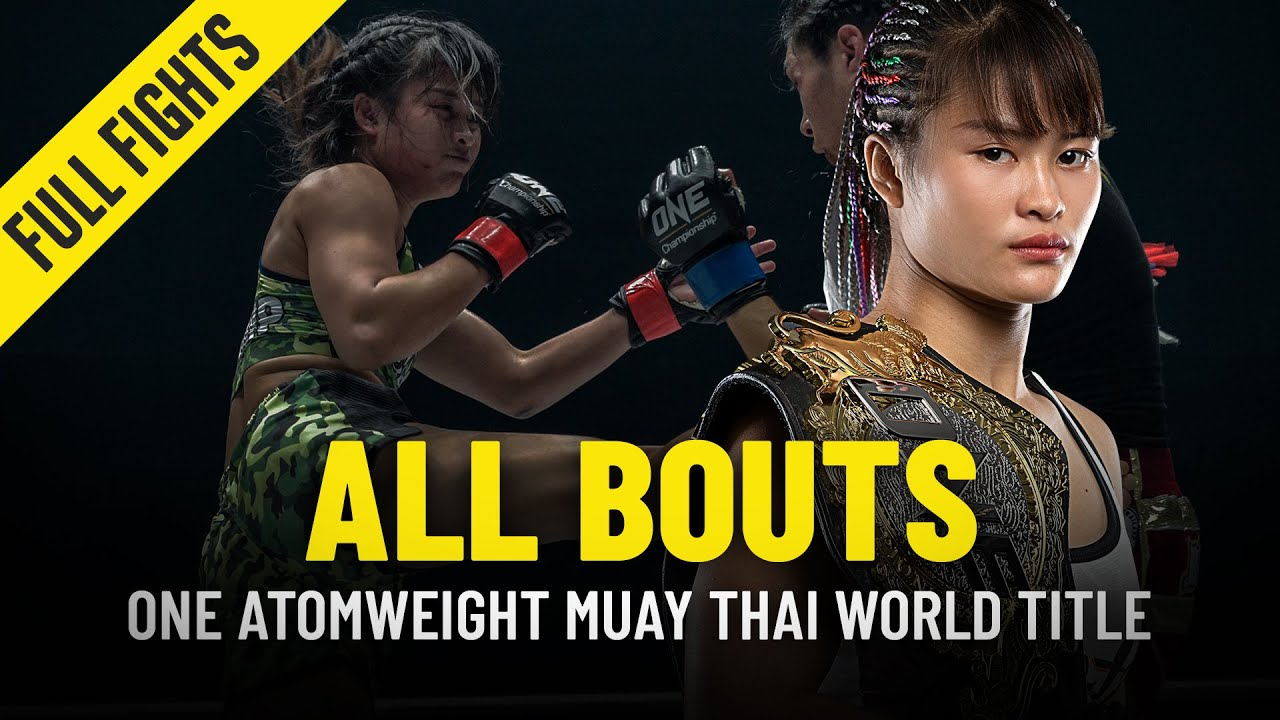 History Of The ONE Atomweight Muay Thai World Championship | ONE Full Fights