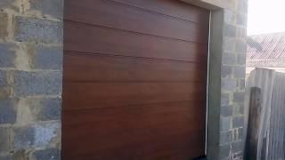 видео Ворота Hormann (Германия)