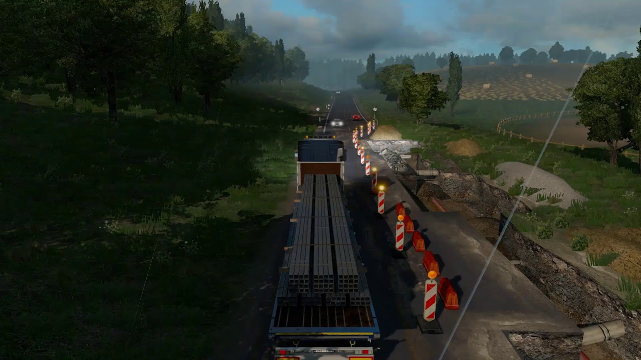 Project Next-Gen Graphic Mod v1 7 by DamianSVW (1 35 x) for ETS2