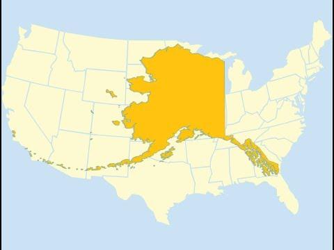 Alaska Gets Even Bigger | Mandela Effect Map Changes