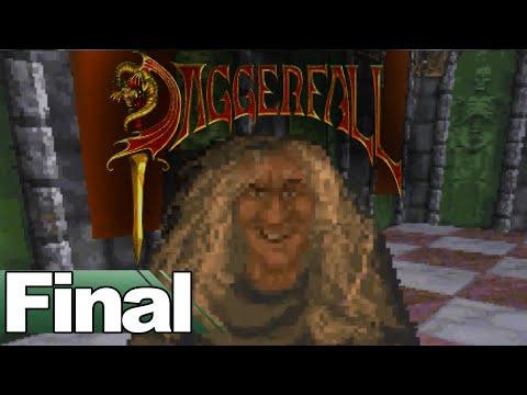 TES II: Daggerfall - Final - The Mantellan Crux