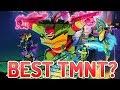 Rise of the Teenage Ninja Mutant Turtles - BEST TMNT Cartoon? (First Impressions)