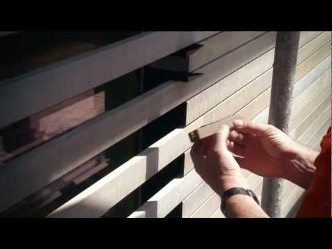 Techniclic, your system for cladding, wall and ceiling in wood with invisible fixation.