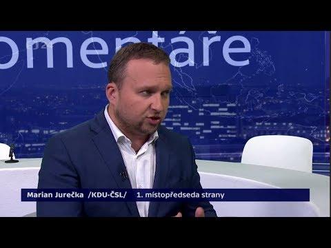 #24 Předvolební rozhovor: Marian Jurečka /KDU-ČSL/