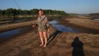 Геннадій Балахнин на рибалку
