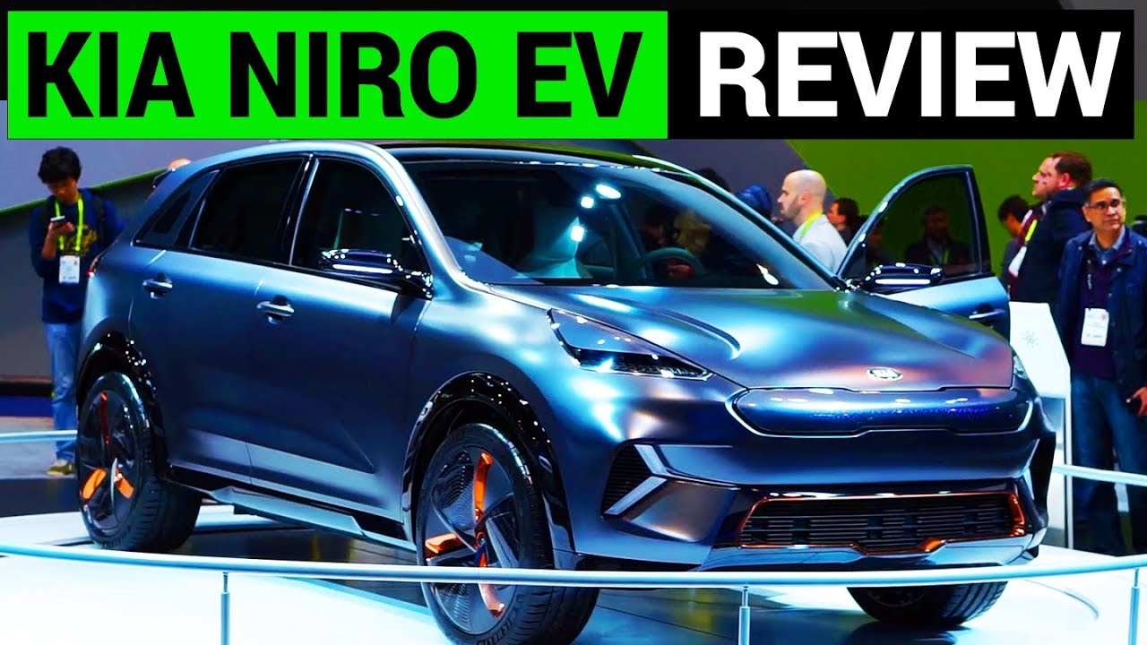 2018 Kia Niro All-electric Model >> Kia Niro Ev Review All Electric Suv