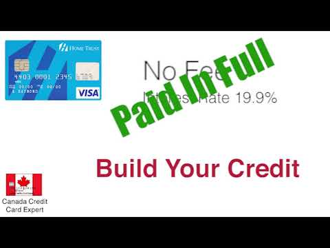 Credit Cards For Bad Credit & Building Credit In Canada