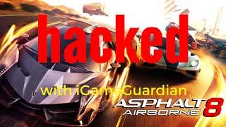 Asphalt 8 Hack Money On IOS (v 2.6.0)