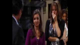Sky Blue And Black - Sonny & Alexis - Sexis -General Hospital