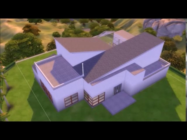 The sims 4 // Speed House building