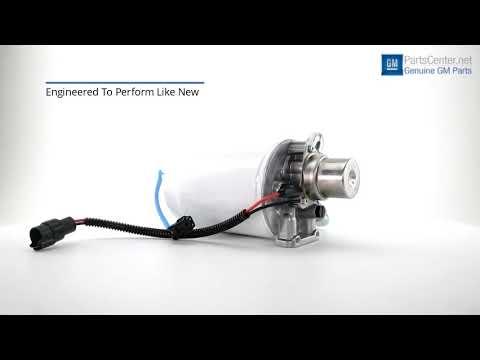 [SCHEMATICS_4ER]  OEM GM Fuel Filter 12642623 - YouTube | Gm 12642623 Fuel Filter |  | YouTube