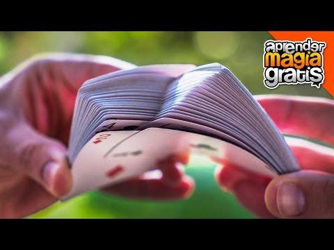 Como Mezclar Las Cartas De Forma Profesional En La Mesa - Barajar Las Cartas En La Mesa