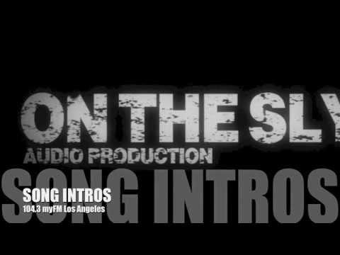 Song Intros 1043 My FM KBIG Los Angeles