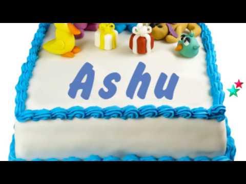 Birthday Ashu Www Picswe Com