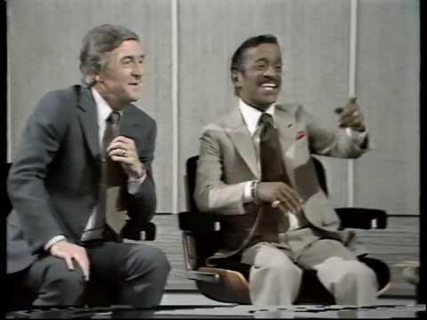 Roy Castle, Buddy Rich, Sammy Davis Jr & Kenny Everett on