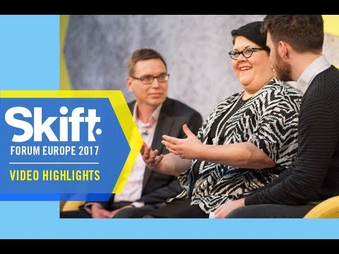 London Tourism and Nightlife Leaders at Skift Forum Europe