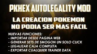 mod legality pkhex download auto