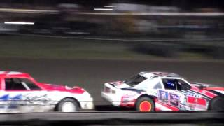 Scotland County Speedway Stock Car Feature