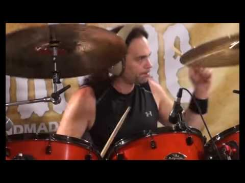 Nick Menza's last interview before he passed away? - Lacuna Coil play new songs live!