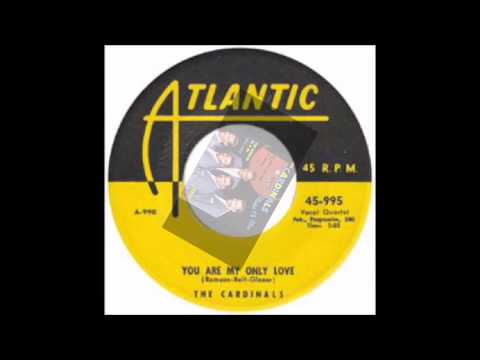 CARDINALS - LOVIE DARLING - ATLANTIC 995 - 1953