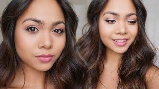 Romantic Date Night Makeup Tutorial (SHU UEMURA GIVEAWAY) | Charmaine Dulak