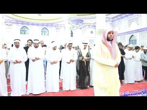 صلاة العشاء والتراويح ليلة 20 رمضان 1440 هـ    للشيخ عبد ...