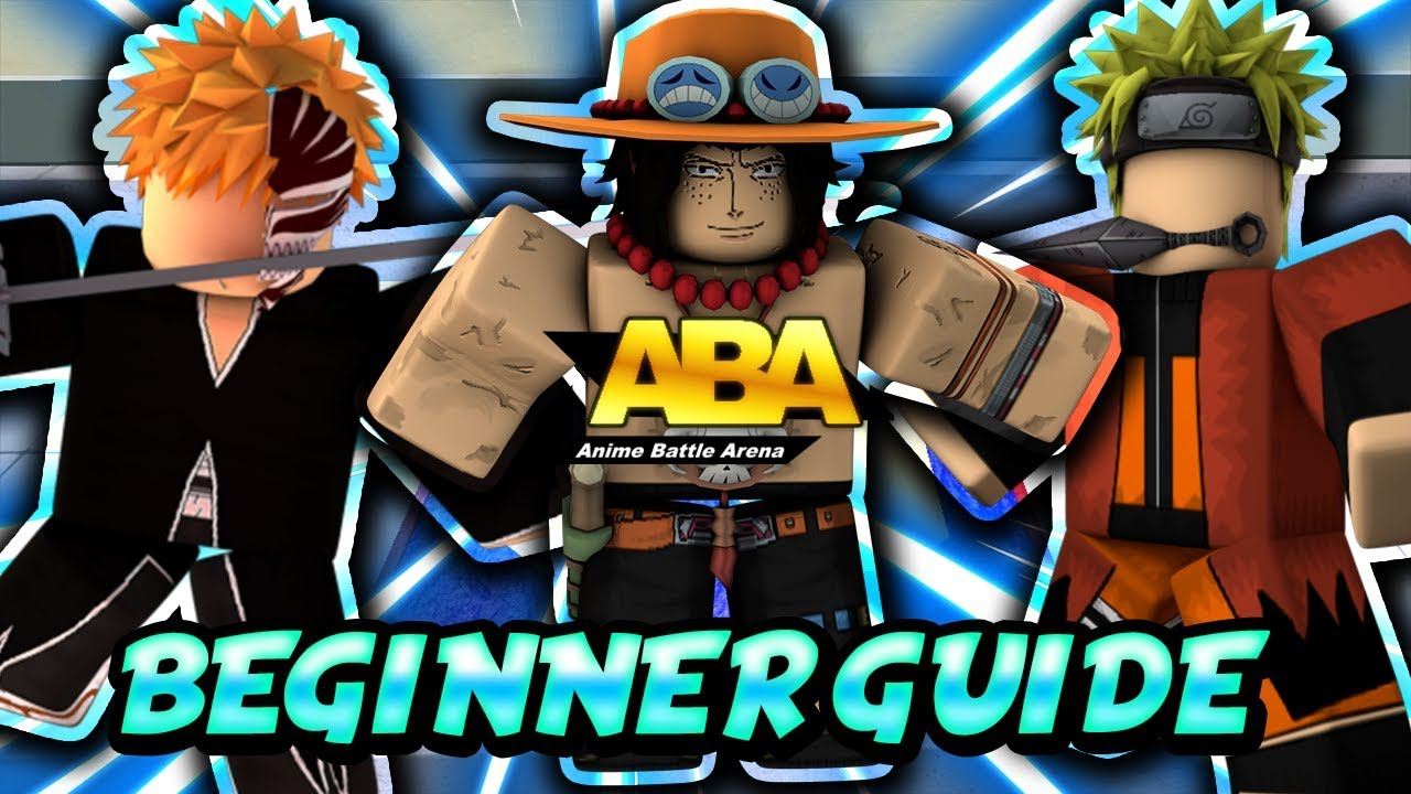 Anime Battle Arena Beginner Guide Youtube