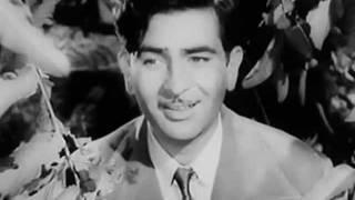 BEWAFA (1952) tumko fursat ho meri jaan to idhar dekh to le Talat A R Qureshi Sarshar Sailani