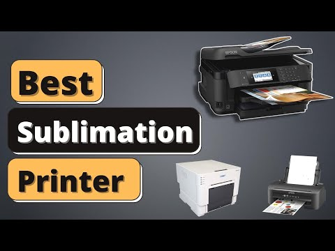 Best Sublimation Printer for the Money - Top Picks