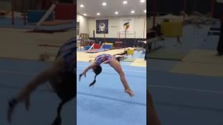 неудачная гимнастика