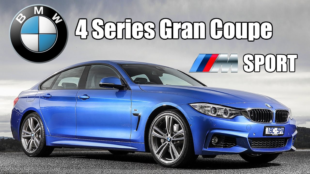 bmw 4 series gran coupe m sport review with m performance exhaust sound youtube. Black Bedroom Furniture Sets. Home Design Ideas