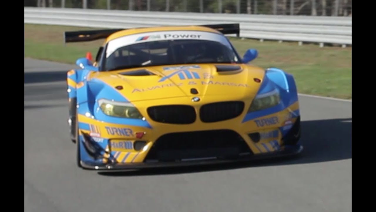 Driving Turner Motorsports Bmw Z4 Gtd Matt Farah Youtube