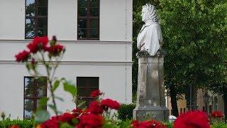 【バッハ巡礼の旅】ケーテン 宮廷楽長になったバッハ Bachscher Pilgerweg in Köthen RWV 07