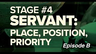 Consecration - Session 6 - Servant: Place, Position & Priority (Episode B)