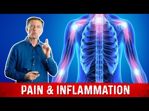 Deeper Causes of Pain and Inflammation - by Dr. Eric Berg DC
