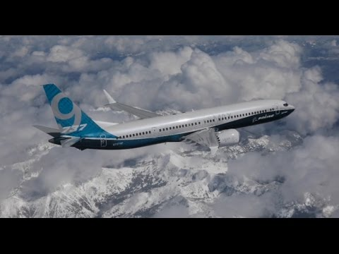 Boeing 737 MAX 9 Primer Vuelo