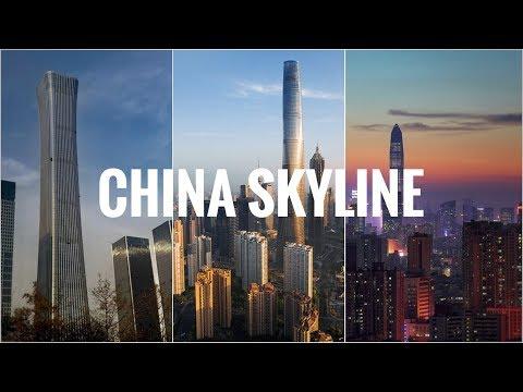 SHANGHAI, BEIJING, SHENZEN SKYLINE KHÁM PHÁ TV
