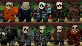 Friday the 13th: Killer Puzzle Full Game All Levels Everything Unlocked  (iOS, Android)